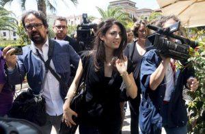Virginia Raggi candidata a Sindico de Roma